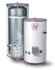 Megaflo unvented water heating